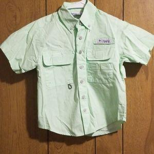 Columbia boys shirt